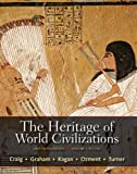 img - for The Heritage of World Civilizations, Volume 1: Brief Edition (5th Edition) book / textbook / text book