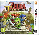 Cheapest The Legend of Zelda Tri Force Heroes on Nintendo 3DS