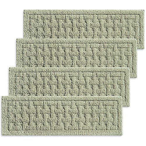 Harrison Weave Washable Stair Treads-9