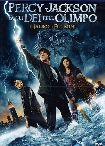 Percy Jackson e gli dei dell'Olimpo - Il ladro di fulmini [IT Import]