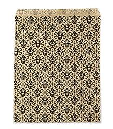 Gift Bag Damask Print 8\