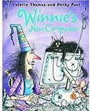 Winnie's New Computer Big Book (Winnie the Witch) Valerie Thomas