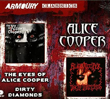 BUY > ALICE COOPER : 2CD reissue Eyes of Alice Cooper + Dirty Diamonds
