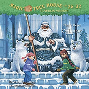 Magic Tree House Collection: Books 25-32 | [Mary Pope Osborne]