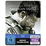 American Sniper Steelbook Limited Edition
