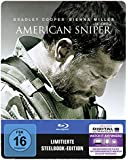 American Sniper Steelbook [Blu-ray] [Limited Edition]