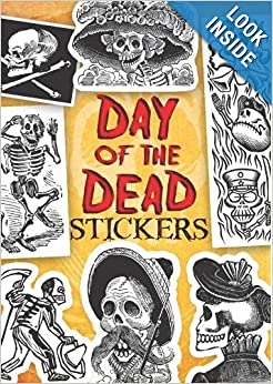 Download e-book Day of the Dead Stickers