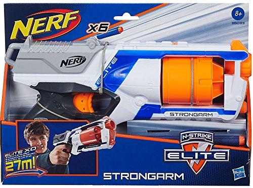 Hasbro 36033E35 - Nerf N-Strike Elite XD Strongarm