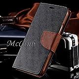 Samsung Galaxy Note 2 N7100 Stylish Luxury Mercury Magnetic Classy Lock Diary Wallet Flip Cover By McClub