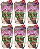 Montagne Jeunesse Chocolate 20 g Face Masque Sachets - Pack of 6
