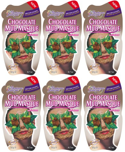 montagne-jeunesse-chocolate-20-g-face-masque-sachets-pack-of-6