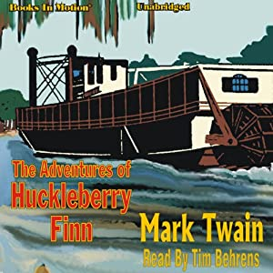 The Adventures Of Huckleberry Finn | Livre audio