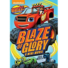Blaze and the Monster Machines: Blaze of Glory on DVD