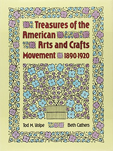 Treasures of the American Arts and Crafts Movement, 1890-1920