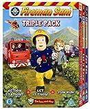 Fireman Sam - Triple Pack [DVD]