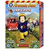 Fireman Sam - Triple Pack [DVD]by Fireman Sam