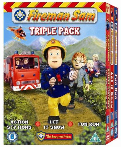 Alien Alert Fireman Sam Full Movie