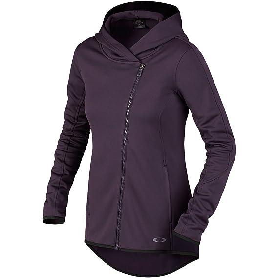 Oakley Womens Full Hoody Zip Sweatshirt