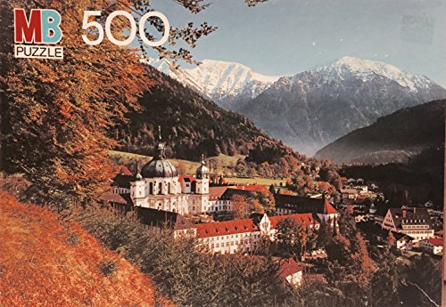 500pc. Coventry Puzzle-Krottenkopf, Bavaria