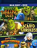 Image de DreamWorks Spooky Stories (Two-Disc Blu-ray/DVD Combo)