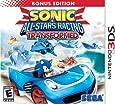 Sonic and Allstars Racing Transformed - Nintendo 3DS
