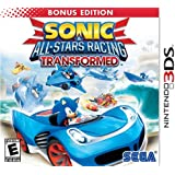 Sonic and All-Stars Racing Transformed Bonus Edition - Nintendo 3DS
