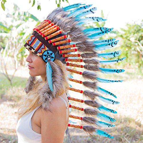 Indian Headdress Toddler Crafts