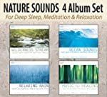 NATURE SOUNDS 4 Album Set - Wildernes...
