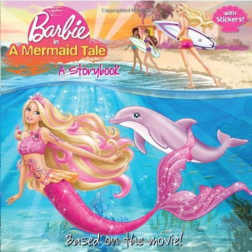 Barbie in a Mermaid Tale: A Storybook (Pictureback(R))