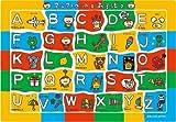 ピクチュアパズル 52ピース アルファベットであそぼう 26-613