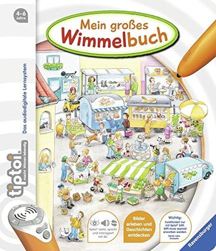 tiptoi® Mein großes Wimmelbuch (tiptoi® Bilderbuch)