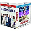 Relatos Salvajes (DVD + BD + copia digital) [Blu-ray]