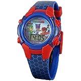 PJ Masks Little Boy's Digital Blue Light up Watch (Color: Blue)