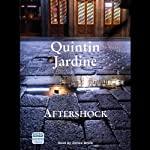 Aftershock: A Bob Skinner Mystery (       UNABRIDGED) by Quintin Jardine Narrated by James Bryce