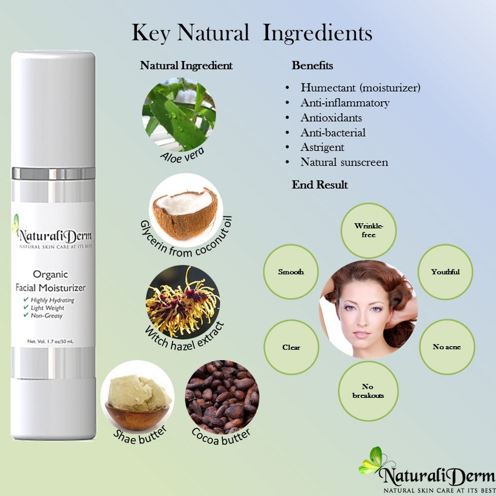 of facial moisturizers top-rated natural Reviews
