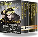 img - for Magic, Myth & Majesty (7 Fantasy Novels) book / textbook / text book