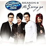 American Idol - Season 8: The 5 Song EP ~ Various Artists