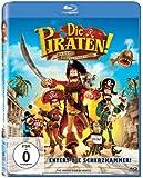Die Piraten - Ein Haufen merkwürdiger Typen [Blu-ray]