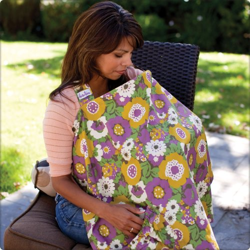 Hooter Hiders Nursing Cover, Sandalwood (Discontinued by Manufacturer)
