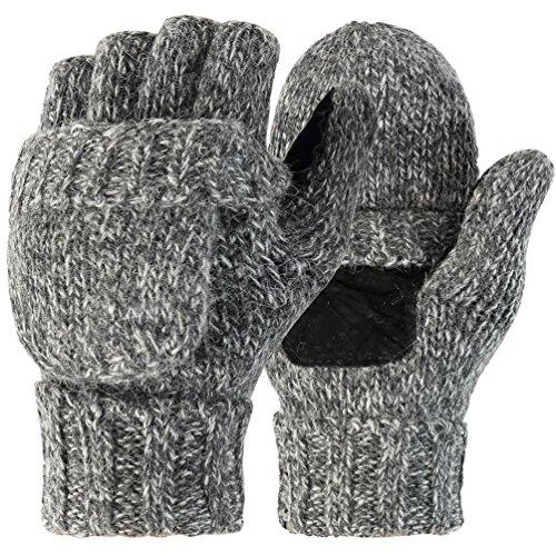 novawo-unisex-wool-blend-crochet-convertible-fingerless-gloves-with-mitten-cover