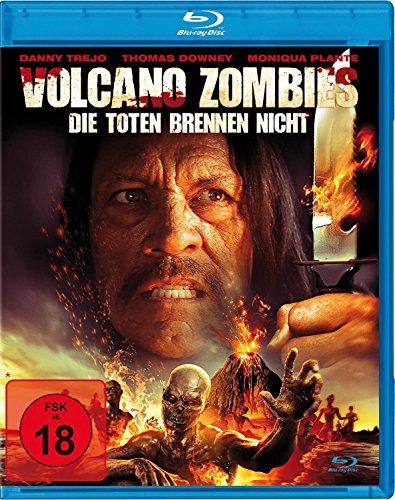 Volcano Zombies - Die Toten brennen nicht [Blu-ray]