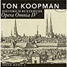 Buxtehude : Opera Omnia IV - Oeuvres pour orgue 2. Koopman