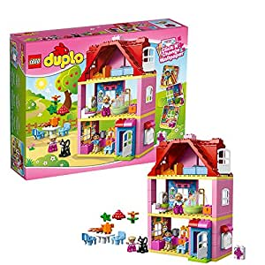 Lego - A1302227 - La Maison - Duplo Ville