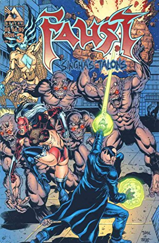 faust-singhas-talons-3-vf-nm-avatar-comic-book