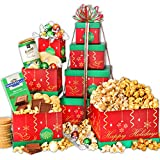 Christmas Ornament Gift Tower