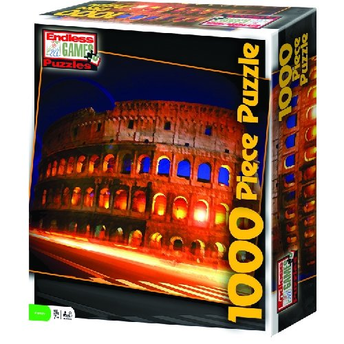 Tosh Rome 1000pc Jigsaw Puzzle