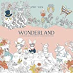 Wonderland: A Coloring Book Inspired...