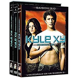 Kyle Xy - Intégrale Reconstituée - Saisons 1 à 3