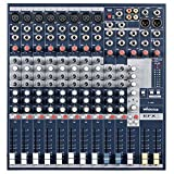 Webetop EFX8 8 Channel Audio Mixer with 24 Bit Lexicon Digital Effects