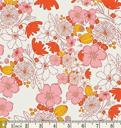 leas-bloom-leah-duncan-meadow-art-gallery-fabric-mw-80023-pink-flowers-yard